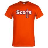 Orange T Shirt-Tertiary Mark