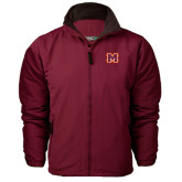 Maroon Survivor Jacket-Primary Logo