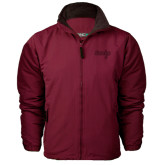 Maroon Survivor Jacket-Tertiary Mark