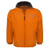 Orange Survivor Jacket-Tertiary Mark