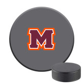 Hockey Puck Stress Reliever-Primary Logo