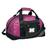 Ogio Pink Half Dome Bag-Primary Logo