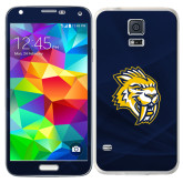 Galaxy S5 Skin-Sabercat Head