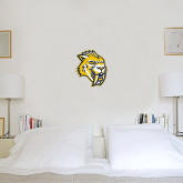 1 ft x 1 ft Fan WallSkinz-Sabercat Head