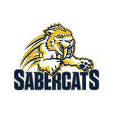 Medium Decal-Sabercat Swoosh