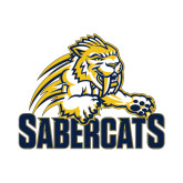 Large Decal-Sabercat Swoosh