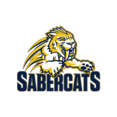 Small Decal-Sabercat Swoosh