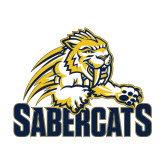 Extra Large Decal-Sabercat Swoosh