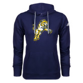 Adidas Climawarm Navy Team Issue Hoodie-Sabercat Lunge