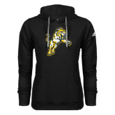 Adidas Climawarm Black Team Issue Hoodie-Sabercat Lunge