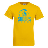 Gold T Shirt-Maranatha Saders