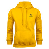 Gold Fleece Hoodie-Maranatha Baptist University