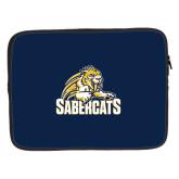 15 inch Neoprene Laptop Sleeve-Sabercat Swoosh