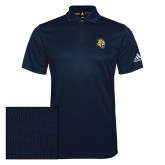 Adidas Climalite Navy Grind Polo-Sabercat Head