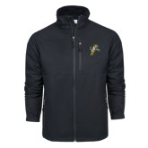 Columbia Ascender Softshell Black Jacket-Sabercat Lunge