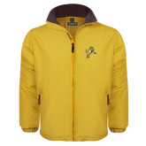 Gold Survivor Jacket-Sabercat Lunge