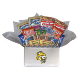 College Care Package Snackdown Deluxe-Sabercat Head
