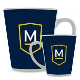 Full Color Latte Mug 12oz-Maranatha Baptist University Shield
