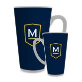 Full Color Latte Mug 17oz-Maranatha Baptist University Shield