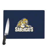 Cutting Board-Sabercat Swoosh