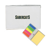 Micro Sticky Book-Sabercats Word Mark