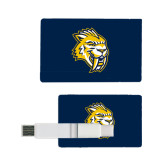 Card USB Drive 4GB-Sabercat Head