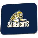 Full Color Mousepad-Sabercat Swoosh