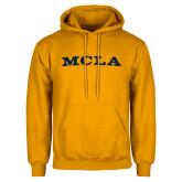 Gold Fleece Hoodie-MCLA