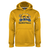 Under Armour Gold Performance Sweats Team Hoodie-Basketball