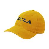 Gold Flexfit Mid Profile Hat-MCLA
