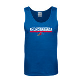 Royal Tank Top-Mesa Community College Thunderbirds