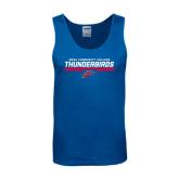 Royal Tank Top-Mesa Community College Thunderbirds