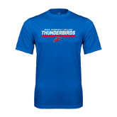 Performance Royal Tee-Mesa Community College Thunderbirds