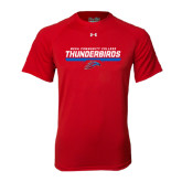 Under Armour Red Tech Tee-Mesa Community College Thunderbirds