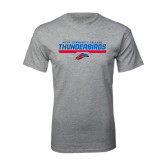 Grey T Shirt-Mesa Community College Thunderbirds
