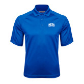 Royal Textured Saddle Shoulder Polo-Mesa Community College Arched