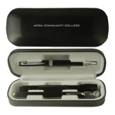 Black Roadster Gift Set-Mesa Community College Flat Engraved