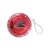 Light Up Red YoYo-Official Logo