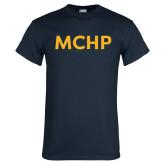 Navy T Shirt-MCHP