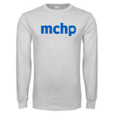 White Long Sleeve T Shirt-MCHP