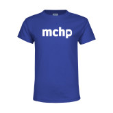 Youth Royal T Shirt-MCHP