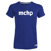 Ladies Russell Royal Essential T Shirt-MCHP