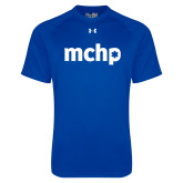 Under Armour Royal Tech Tee-MCHP