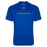 Under Armour Royal Tech Tee-Maine College of Health Professions