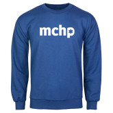 Royal Fleece Crew-MCHP