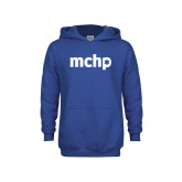 Youth Royal Fleece Hoodie-MCHP