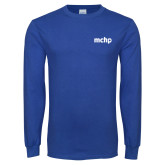 Royal Long Sleeve T Shirt-MCHP