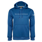Under Armour Royal Performance Sweats Team Hoodie-Maine College of Health Professions
