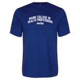 Performance Royal Tee-Arched