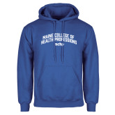 Royal Fleece Hoodie-Arched
